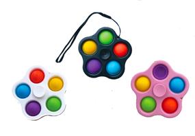 pop fidget spinners