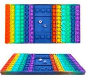 primary color popper game board
