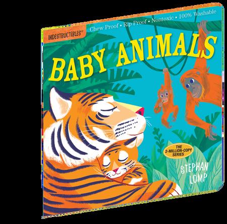 indestructibles,books,baby books,baby animals