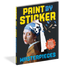 stickers, paint by stickers, famous art, artists