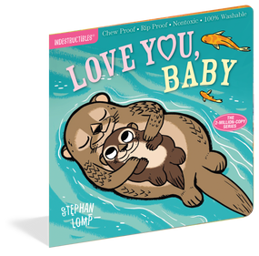 I love you Michigan baby | book, baby shower gift, gift for
