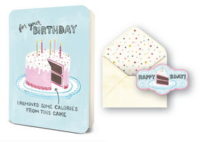 low calorie cake | birthday