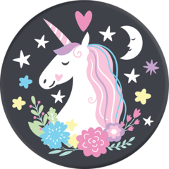 popsocket, phone grip, phone stand, phone accessories, unicorn