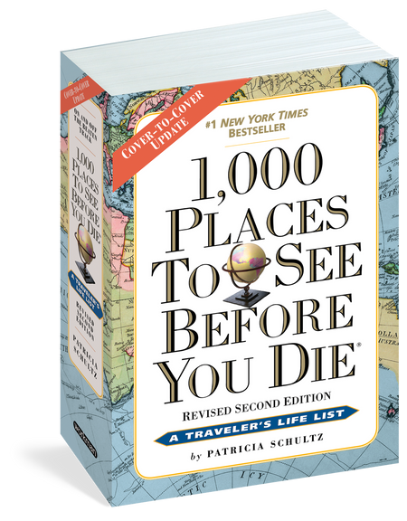 """The world's bestselling travel book is back in a more informative, more experiential, more budget-friendly full-color edition. A #1 New York Times bestseller, 1,000 Places reinvented the idea of travel book as both wish list and practical guide. As Newsweek wrote, it """"tells you what's beautiful, what's fun, and what's just unforgettable— everywhere on earth."""" And now the best is better. There are 600 full-color photographs. Over 200 entirely new entries, including visits to 28 countries like Lebanon, Croatia, Estonia, and Nicaragua, that were not in the original edition. There is an emphasis on experiences: an entry covers not just Positano or Ravello, but the full 30-mile stretch along the Amalfi Coast.Every entry from the original edition has been readdressed, rewritten, and made fuller, with more suggestions for places to stay, restaurants to visit, festivals to check out. And throughout, the book is more budget-conscious, starred restaurants and historic hotels such as the Ritz, but also moderately priced gems that don't compromise on atmosphere or charm.The world is calling. Time to answer."""