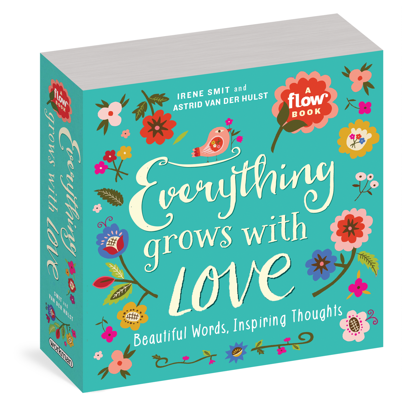 Everything Grows With Love Small Gift Valentines Day