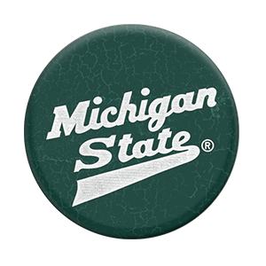 michigan state heritage  popsocket