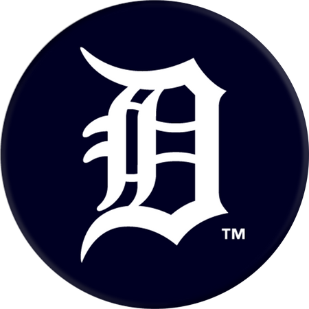 detroit tigers popsocket
