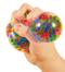 squeezy peezy ball, display