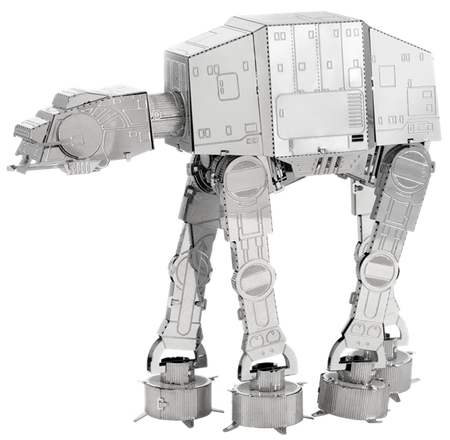 AT AT star wars metal model kit