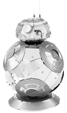 BB-8 star wars metal model kit