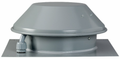 Fantech - Roof Mount Centrifugal Duct Exhauster Fan 116-CFM to 1008-CFM 120V 1~ - RE Series