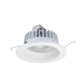 "Elite  -  5"" LED RETROFIT DIE-CAST ALUMINUM LENSED STEPPED BAFFLE  -  Module / Trim - 120-Volts"