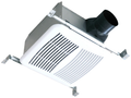 Airzone - Premium Ultra Quiet Ventilation Fan Low Sone 80-CFM - SE80T