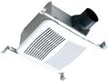 Airzone - Premium Ultra Quiet Ventilation Fan Low Sone 80-CFM - SE80