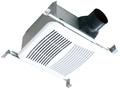 Airzone - Premium Quite Fan with Humidity Sensor 110-CFM - SE110H