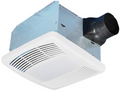 Airzone - Premium Fan & LED Light (10-Watt 850-Lumens 4100K) 80-CFM - SE80TLED