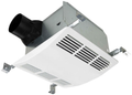 Airzone - Premium Ultra Quiet Fan with Heater 1000 Watt 110-CFM - SE110X