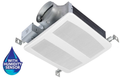 "Airzone - SES Series - Ultra Shallow Fan & LED light kit with Humidity Sensor (Housing Height 3-3/4"") 80-CFM - SES80HLED"