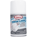 Claire Metered Air Freshener- Fresh Linen 12-7oz/case