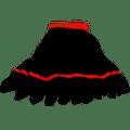 SmartColor Microfiber String Mop Red 16oz.