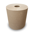 "Y-NOTCH Brown Roll Towel 8"" x 800' 6/case Nittany Paper"