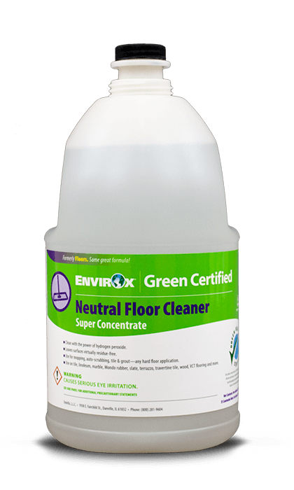 Envirox A114 02b Neutral Floor Cleaner Hyper Concentrate 2