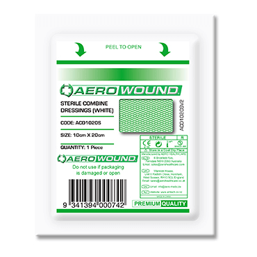 Sterile Combine Wound Dressing