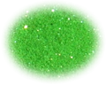 UV Electric Green Glitter