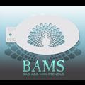 BAM Peacock 1410