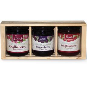 Linn's Deluxe Big Box of Berries