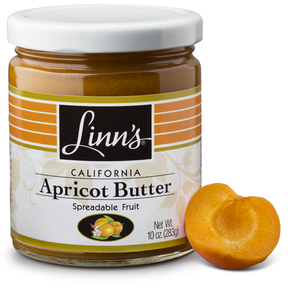 Linn's California Apricot Butter