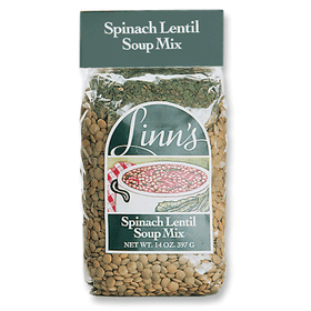 Spinach-Lentil Soup Mix