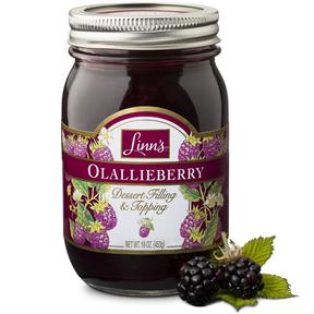 Linn's Olallieberry Dessert Filling & Topping