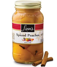 Linn's Spiced Peaches