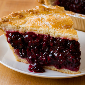 Gluten-Free Ready-to-Bake Olallieberry Pie