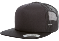 6005 Adjustable Foam Trucker Cap Classic Snapback
