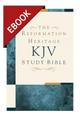 The Reformation Heritage KJV Study Bible - EBOOK