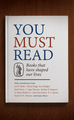 You Must Read: Books That Have Shaped our Lives - Paperback