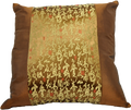 "16"" Brown Character Pillow"