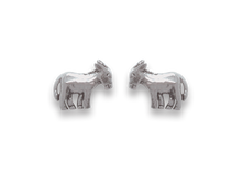 Silver Stud Earrings 5019