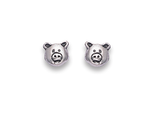 Silver Stud Earrings 5115