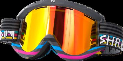 SHRED Soaza Shrastalines Goggles