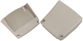 10in (250mm) Radius Coping Cover Bracket Beige