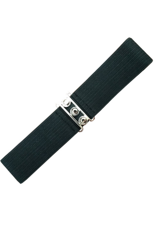 Trash Monkey ** BANNED - Vintage Stretch Belts (Black)