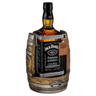 Jack Daniels 1.75ltr Cask Cradle Perfect Gift for Whiskey Lover! If you love whiskey add this limited edition Jack Daniels Gift to your Jack Daniels Collection!