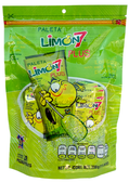 Anahuac Limon 7 Lollipop PLUS Covered with Salt and Lime Powder 30-piece pack