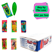"""Cachepiguis Slaps per case comes with a great variety of the delicious, sugarish and chewy lollipops """"Cachetadas"""". This box comes with the flavors of  Doblex Picosita, Tamarind Blue, Green Apple, Watermelon, Mango or Mix depending your choosing."""