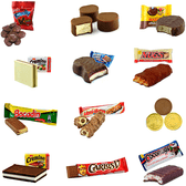 Top Chocolate Candy Mix Box 52-Pieces