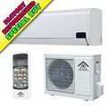 *Refurbished Amvent i2 Series 12000 BTU 1 Ton+ INVERTER Ductless Mini Split AC | Seer 19.0 | COOLING ONLY | 110V 60Hz