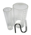 "Brixing cup with ""S"" Tube Syrup Separator (for counter top units)"